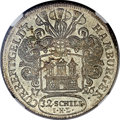 German States:Hamburg, German States: Hamburg. Free City 32 Schilling 1726-IHL MS64NGC,...