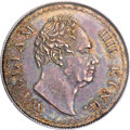India:British India, India: British India - East India Company. William IV silver Proof Pattern Rupee ND (1835) PR62 PCGS,...