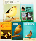 Books:Reference & Bibliography, [Birds, Reference]. Group of Five Books. Various publishers anddates. ... (Total: 5 Items)
