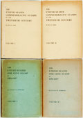 Books:Reference & Bibliography, [Philately]. Pair of Books on Stamp Collecting. New York: H.L.Lindquist, 1938, 1947. . ... (Total: 4 Items)
