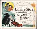 "Movie Posters:Drama, The White Sister (Metro, 1923). Title Lobby Card (11"" X 14"").. ..."