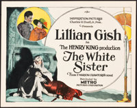 """The White Sister (Metro, 1923). Title Lobby Card (11"""" X 14"""")"""
