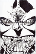 Original Comic Art:Covers, Phil Jimenez and Andy Lanning Superman/Batman #33 Cover Original Art (DC, 2007)....