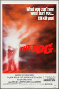 "Movie Posters:Horror, The Fog (Avco Embassy, 1980). One Sheet (27"" X 41""). Horror.. ..."