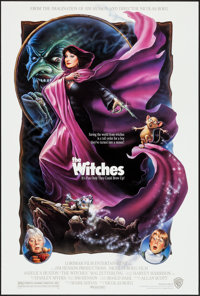 """The Witches & Other Lot (Warner Brothers, 1990). One Sheets (2) (27"""" X 40"""" & 27"""" X 41"""") SS &..."""