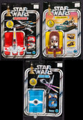 "Movie Posters:Science Fiction, Star Wars Lot (Kenner, 1978). Die Cast Vehicles in OriginalPackaging (3) (7"" X 10"") 12-Pack Style. Science Fiction.. ...(Total: 3 Items)"