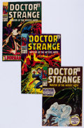 Silver Age (1956-1969):Superhero, Doctor Strange Group (Marvel, 1968-69) Condition: Average FN.... (Total: 11 Comic Books)