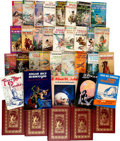 Books:Fine Press and Limited Editions, Edgar Rice Burroughs-Related Group of 36 (Various, 1960s-2000s)....(Total: 36 Items)