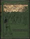 "Baseball Collectibles:Others, 1884 ""Our Baseball Club"" Hardcover Book. ..."