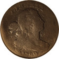 Large Cents: , 1799 1C Good 4 NGC. S-189, B-3, R.2. This example is pleasingmedium to dark brown with excellent surfaces for the grade. T...