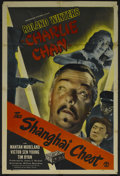 """Movie Posters:Mystery, The Shanghai Chest (Monogram, 1948). One Sheet (27"""" X 41"""").Mystery. Starring Roland Winters, Mantan Moreland, Tim Ryan, Vic..."""