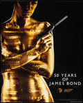 "Movie Posters:James Bond, 50 Years of James Bond (United Artists, 2012). Poster (15.75"" X19.5""). James Bond.. ..."