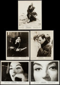 "Movie Posters:Foreign, A Man and a Woman (Allied Artists, 1966). Photos (15) (8"" X 10""). Foreign.. ... (Total: 15 Items)"