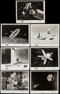 """Movie Posters:Documentary, Man in Space (Buena Vista, 1956). Photos (13) (approx. 8"""" X 10""""). Documentary.. ... (Total: 13 Items)"""