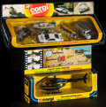 "Movie Posters:James Bond, The Spy Who Loved Me (Corgi Toys, 1977). British Die-Cast Toy Vehicles in Original Packaging (2) (4.5"" X 11.5"", 2"" X 8""). Ja... (Total: 2 Items)"