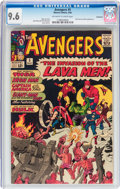 Silver Age (1956-1969):Superhero, The Avengers #5 Northland pedigree (Marvel, 1964) CGC NM+ 9.6 Off-white to white pages....