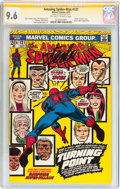 Bronze Age (1970-1979):Superhero, The Amazing Spider-Man #121 Signature Series (Marvel, 1973) CGC NM9.6 Off-white to white pages....