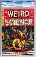 Golden Age (1938-1955):Science Fiction, Weird Science #10 Gaines File pedigree 11/11 (EC, 1951) CGC NM+ 9.6 Off-white to white pages....