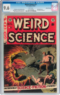 Golden Age (1938-1955):Science Fiction, Weird Science #21 Gaines File pedigree 1/11 (EC, 1953) CGC NM+ 9.6 White pages....