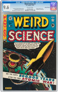 Golden Age (1938-1955):Science Fiction, Weird Science #5 Gaines File pedigree 1/10 (EC, 1951) CGC NM+ 9.6 Off-white pages....