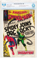 The Amazing Spider-Man #56 (Marvel, 1968) CBCS NM/MT 9.8 Off-white pages