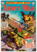 Golden Age (1938-1955):War, Our Army at War #4 (DC, 1952) Condition: VG....