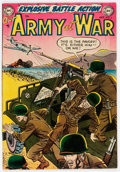 Golden Age (1938-1955):War, Our Army at War #3 (DC, 1952) Condition: FN-....