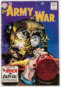 Silver Age (1956-1969):War, Our Army at War #81 (DC, 1959) Condition: VG-....