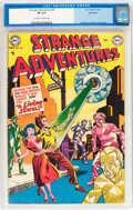 Golden Age (1938-1955):Science Fiction, Strange Adventures #25 (DC, 1952) CGC VF 8.0 Off-white to whitepages....