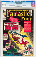 Silver Age (1956-1969):Superhero, Fantastic Four #31 (Marvel, 1964) CGC NM 9.4 Off-white pages....
