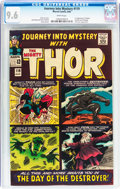Silver Age (1956-1969):Superhero, Journey Into Mystery #119 (Marvel, 1965) CGC NM+ 9.6 Whitepages....