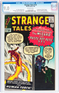 Silver Age (1956-1969):Superhero, Strange Tales #110 (Marvel, 1963) CGC VF/NM 9.0 Off-white pages....