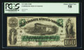 Confederate Notes:1861 Issues, T5 $100 1861 Cr. 5.. ...