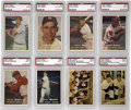 "Baseball Cards:Sets, 1957 Topps Baseball Complete Set (407). The popular 1957 Toppsissue was their first with the now standard 2.5"" x 3.5"" sizin..."