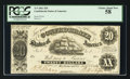 Confederate Notes:1861 Issues, T9 $20 1861 Cr. 29B.. ...