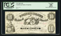 Confederate Notes:1861 Issues, T10 $10 1861 Cr. 35. ...