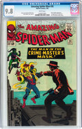 Silver Age (1956-1969):Superhero, The Amazing Spider-Man #26 (Marvel, 1965) CGC NM/MT 9.8 Whitepages....