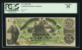 Confederate Notes:1861 Issues, T17 $20 1861 Cr. 99.. ...