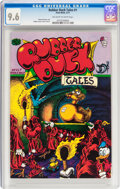 Modern Age (1980-Present):Alternative/Underground, Rubber Duck Tales #1 (Print Mint, 1971) CGC NM+ 9.6 Off-white towhite pages....