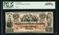 Confederate Notes:1861 Issues, T31 $5 1861 Cr. 244.. ...
