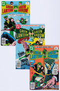Modern Age (1980-Present):Superhero, Green Lantern #93-193 Complete Run Box Lot (DC, 1977-85) Condition: Average VF/NM....