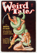 Pulps:Horror, Weird Tales - August 1934 (Popular Fiction) Condition: VG+....