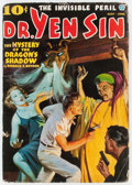Pulps:Horror, Dr. Yen Sin - May/June 1936 (Popular) Condition: VG-....