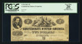 Confederate Notes:1861 Issues, T38 $2 1861 Cr. 286.. ...
