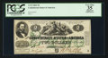 Confederate Notes:1862 Issues, T43 $2 1862 Cr. 338.. ...