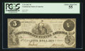 Confederate Notes:1861 Issues, T36 $5 1861 Cr. 278.. ...