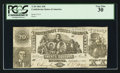 Confederate Notes:1861 Issues, T20 $20 1861 Cr. UNL.. ...