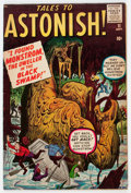Silver Age (1956-1969):Horror, Tales to Astonish #11 (Marvel, 1960) Condition: VG+....