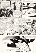 Original Comic Art:Panel Pages, Al Williamson Flash Gordon #5 Page 6 Original Art (KingFeatures, 1967)....