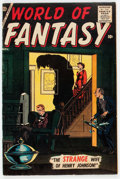 Silver Age (1956-1969):Horror, World of Fantasy #4 (Atlas, 1956) Condition: FN/VF....